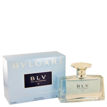 Bvlgari Blv Ii By Bvlgari Eau De Parfum Spray 2.5 Oz