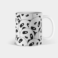 Pandamonium Mug By Lalainelim Design By Humans