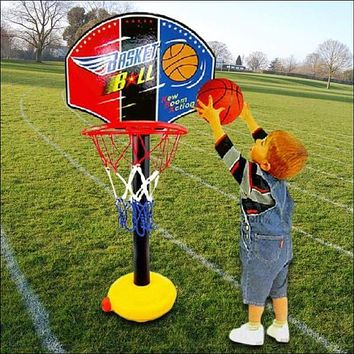 Children's sports goods Basketball frame Basketball Combination