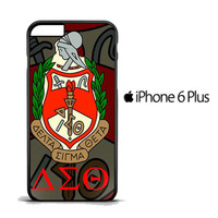 New Delta Sigma Theta A1784 iPhone 6 PLus Case