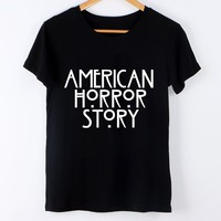 American Horror Story Black T-Shirt