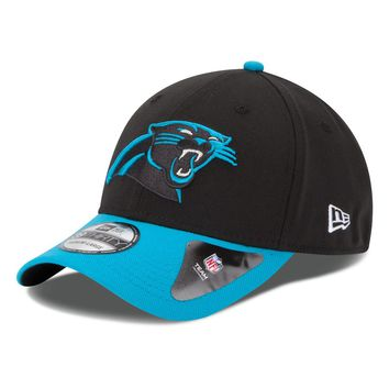 a1fa9df7a9e Men s Carolina Panthers New Era Team Classic 39THIRTY Flex Black. Hats