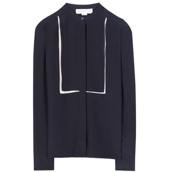stella mccartney - caroline silk shirt