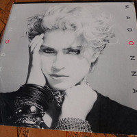 SALE Madonna The First Album Original 12 inch Vinyl Album