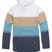 Rip Curl Sell Out Pullover Hoodie - Mens Shirt - Blue - Medium