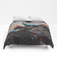 Get Lost Comforters by duckyb