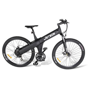 The Electric Mountain Bike