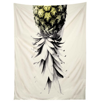 Deb Haugen Pineapple 1 Tapestry