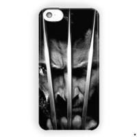 Wolverine Hugh Jackman Movie For iPhone 5 / 5S / 5C Case