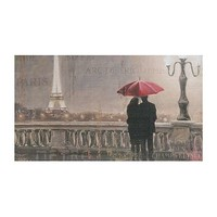 Paris at Night Canvas Art Print | Kirklands