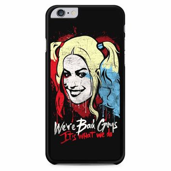 Harley Quinn God Save The Quinn iPhone 6 Plus / 6s Plus Case
