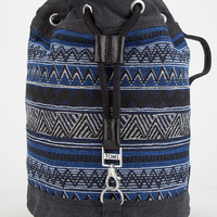 Toms Rebel Stripe Tribal Drawstring Bag Black Tribal One Size For Women 27360924901