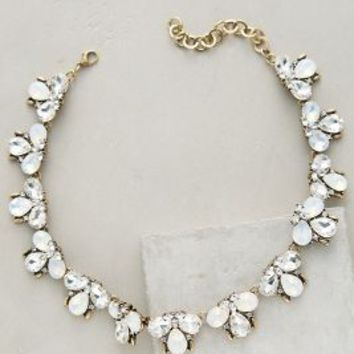 Glacia Necklace by Anthropologie in White Size: One Size Necklaces