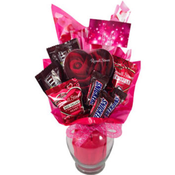 Walmart: Valentines Candy Bouquet, 10 pc