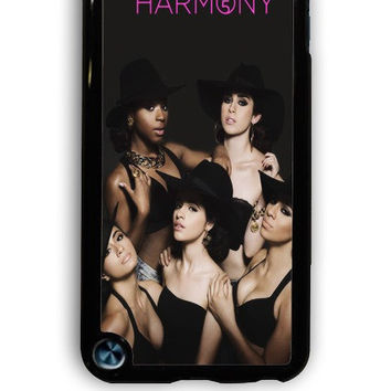 IPod 5 Case - Hard (PC) Cover with Fifth Harmony Plastic Case Design