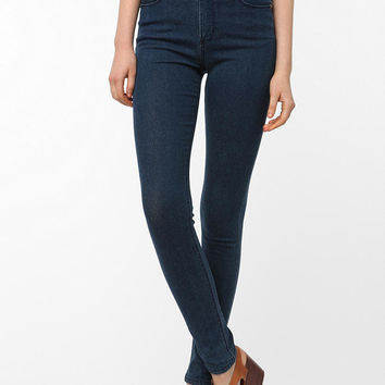 BDG Cigarette High-Rise Jean - Pure Blue