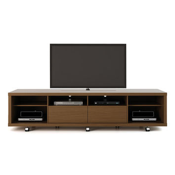 Nut Brown Cabrini 2.2 TV Stand
