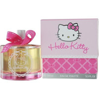 Hello Kitty By Sanrio Co. Edt Spray 3.3 Oz