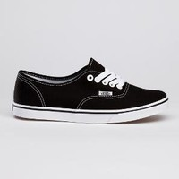 Product: Canvas Authentic Lo Pro