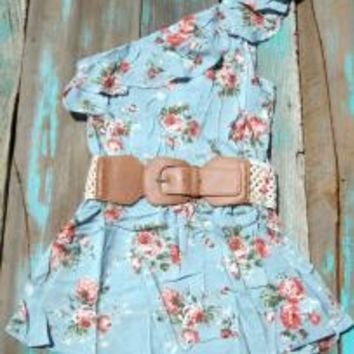 Belted Cowgirl Top | Elusive Cowgirl - Western Wear, Cowgirl Clothing, Cowgirl Sunglasses