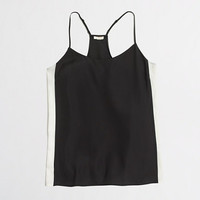FACTORY COLORBLOCK TANK TOP