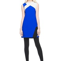 Versace - Sleeveless shift dress