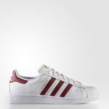 adidas Superstar Foundation Shoes - White | adidas US
