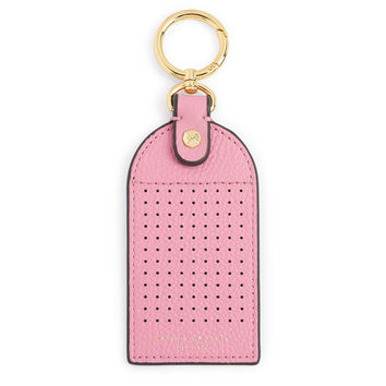 Influencer Luggage Tag Bag Charm | Henri Bendel