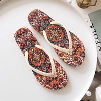Tory burch Thin-soled flip-flops