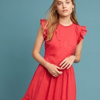 Isidore Ruffled Dress