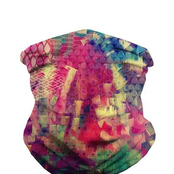 Chaotic Creation Seamless Mask Bandana