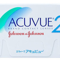 Acuvue 2 Contact Lenses (6 Pack)