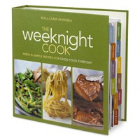 Williams-Sonoma, The Weeknight Cook Cookbook