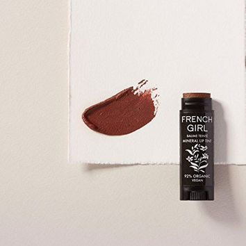 French Girl Organics - Lip Tint (Ambre Noir)