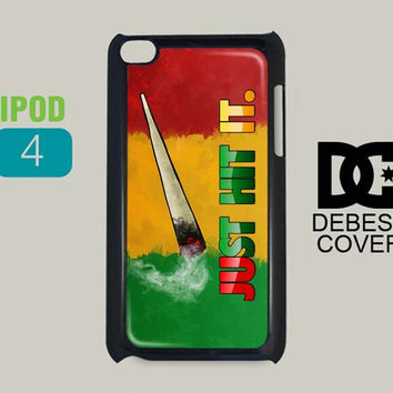 Nike Just Hit It iPod Cases