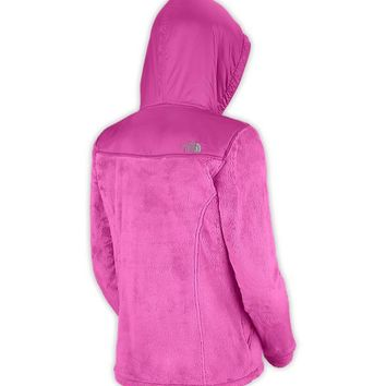 The North Face Women's hooded plus velvet jacket