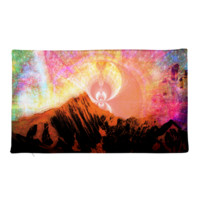 Collageno Collab || Rectangular Pillow Case only - Live In Love