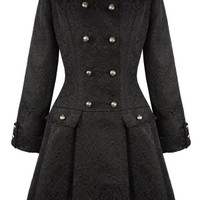 Hearts & Roses, London | Military Belle Coat