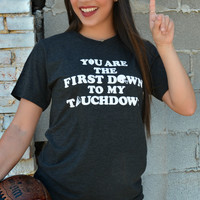 First Down Tee