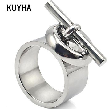 Fashion Trendy Rings Women Men Personal Custom Wedding Party Gift Finger Jewelry New Arrival