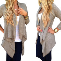 Cami Knit Cardigan