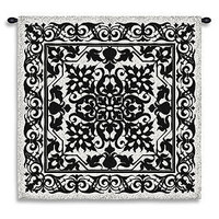 Iron Work Tapestry Wall Hanging,  Cost Plus World Market