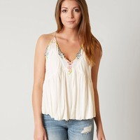 FREE PEOPLE ISLAND TIME TANK TOP