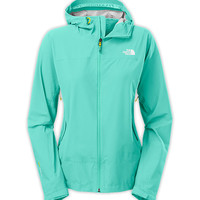 The North Face Women's Jackets & Vests Rainwear WOMEN'S LEONIDAS JACKET
