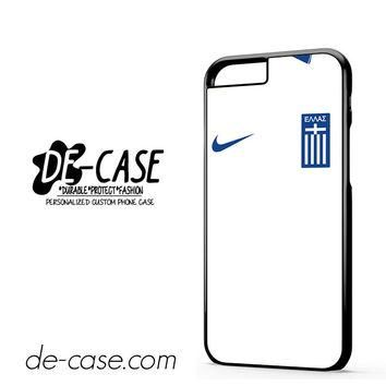 Greece Soccer Jersey DEAL-4835 Apple Phonecase Cover For Iphone 6 / 6S