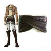 Rulercosplay Attack on Titan Shingeki No Kyojin Leather Apron Cosplay Accessory