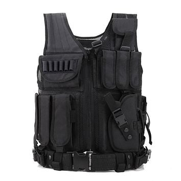 Military Tactical Vest Hunting Vest
