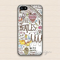The Beatles iPhone 5 Case,iPhone 5s Case,iPhone 4 4s Case,Samsung Galaxy S3 S4 Case,The Beatles Lyric Hard Plastic Rubber Cover Skin Case