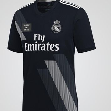 Real Madrid 2018/2019 Away Jersey
