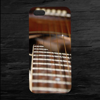 Guitar Strings iPhone 4 and 5 Case